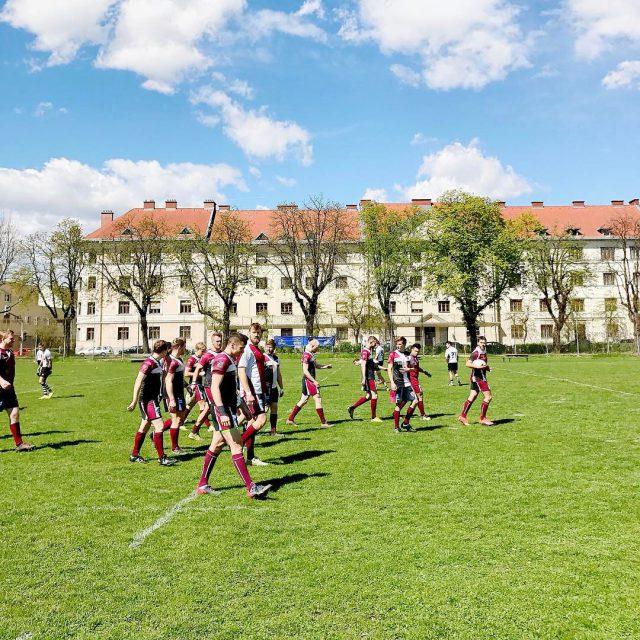 Rugbyzeit in Klagenfurt rugby rugbyboys rugbylife rugbygram rugbygame igersaustria klagenfurthellip