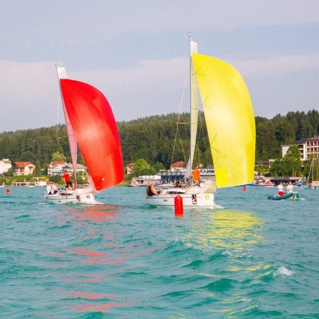 lakelife  wrthersee Austrian Sailing Championships  Die sterreichische SegelBundesligahellip