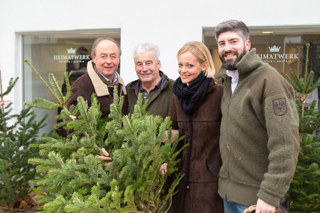 christbaummarkt kärntner heimatwerk
