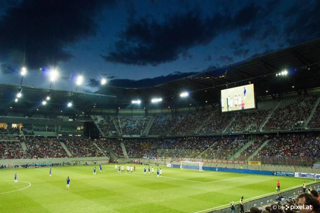 Chelsea FC zu Gast in Klagenfurt am Wörthersee. Foto: pixelpoint