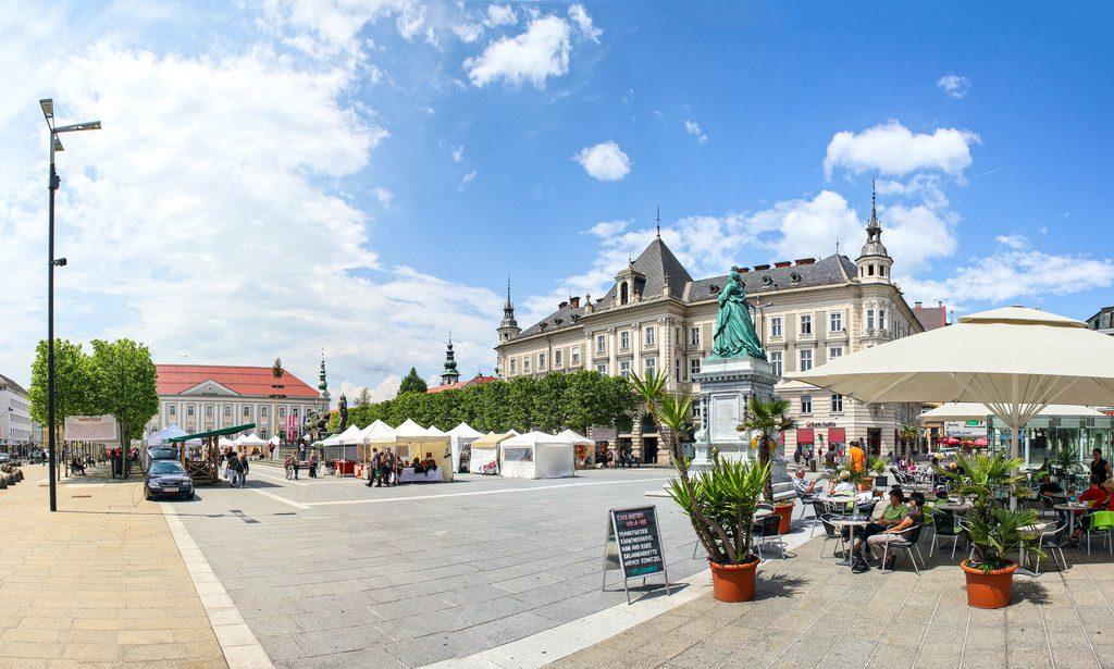 Neuer Platz Klagenfurt_Foto pixelpoint Handler