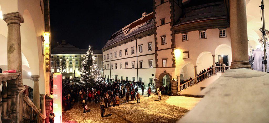 Advent im Landhaushof Klagenfurt ©pixelpoint multimedia/ Handler
