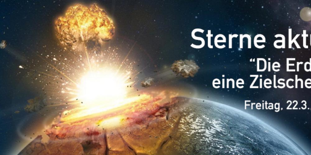 """Frühlingsausgabe von """"Sterne aktuell"""" im Planetarium"""