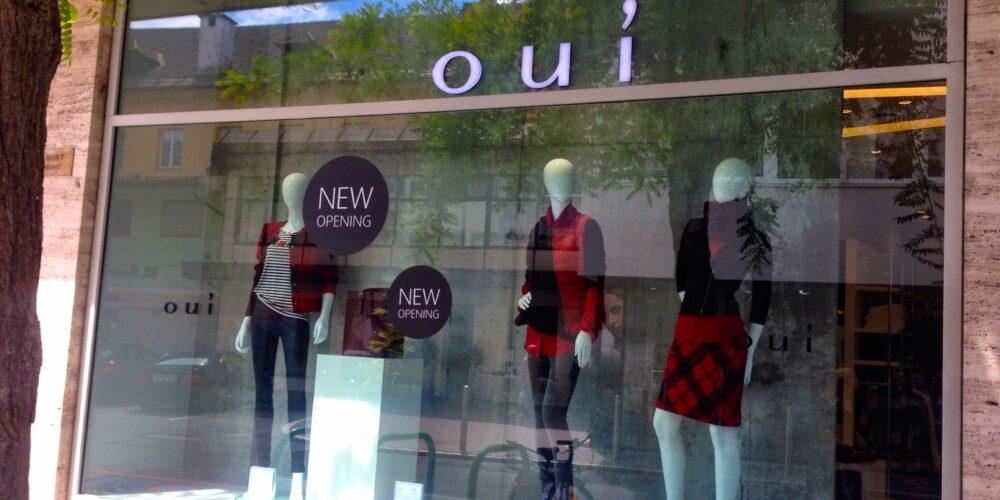 OUI Store in Klagenfurt – Selbstbewusste Mode für die Frau