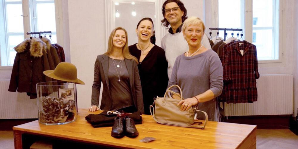 Italienisches Modegeschäft: ANÁ FASHION STORE