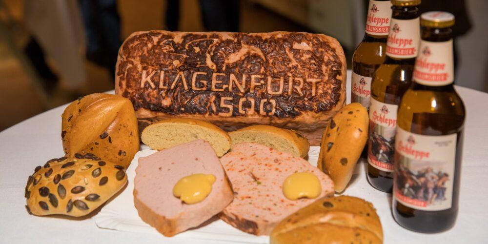 Klagenfurt hat sein Menü zum Jubiläum