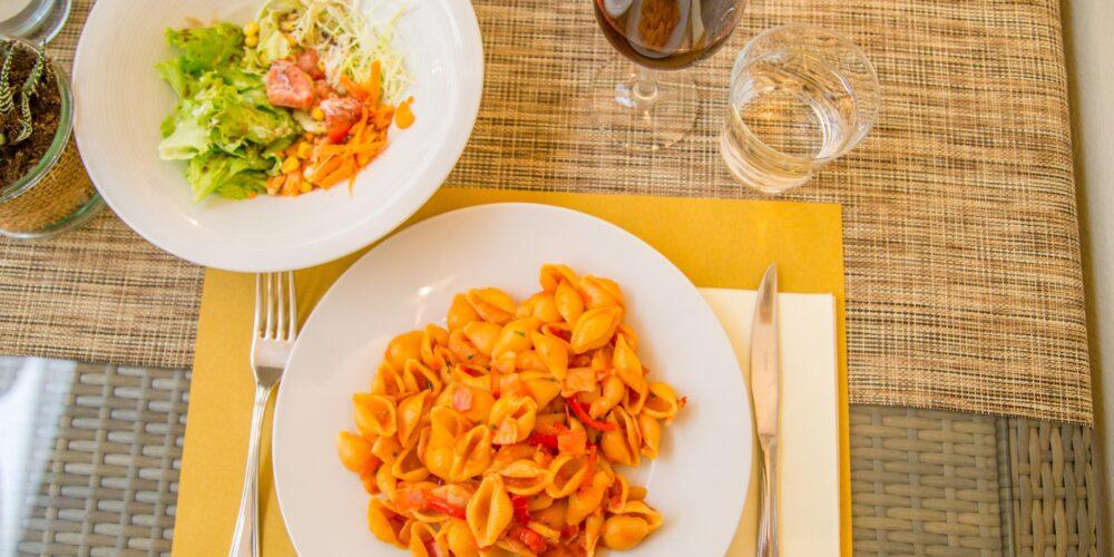Rossi's: Abwechslungsreiche italienische Küche in Klagenfurt