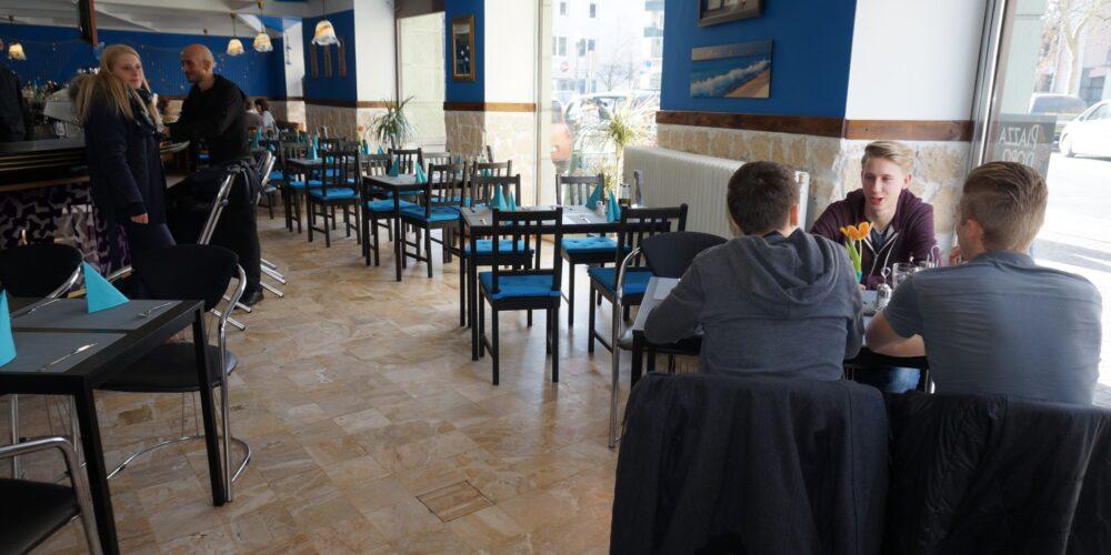 Griechisch Essen: Taverna Zorbas in Klagenfurt