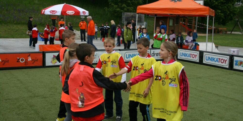 Internationale Jugendspiele in Klagenfurt