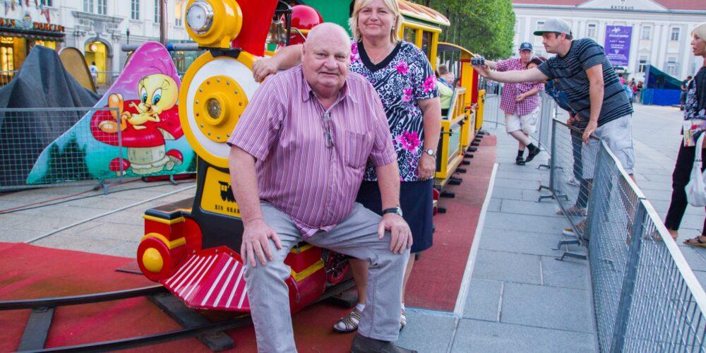Der Zug, den alle Kinder lieben