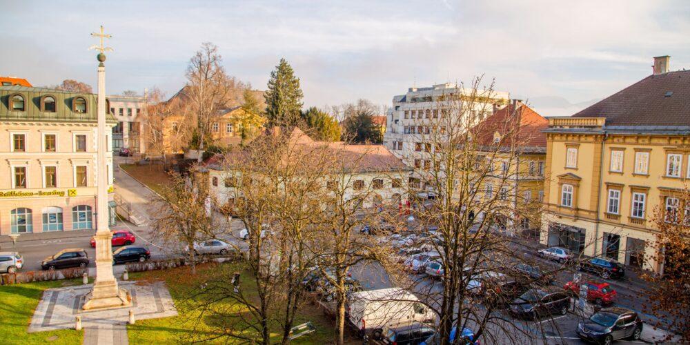 Klagenfurter Kardinalviertel soll aufleben
