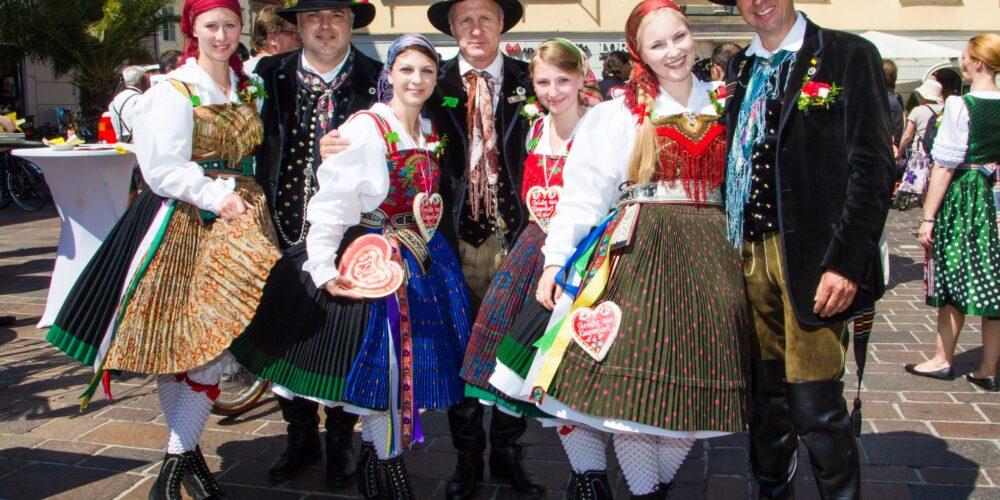 Villacher Kirchtagslader in der Lindwurmstadt