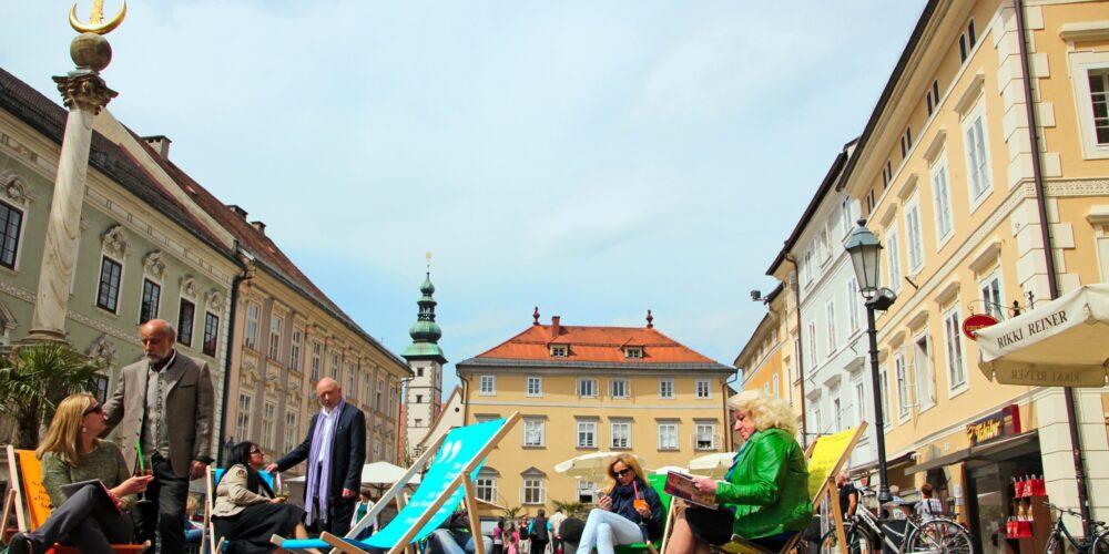 """""""Bachmann-Pink"""" – Schrill leuchtendes Klagenfurt"""