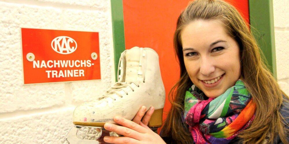Wahl-Klagenfurterin macht Eishockey-Rookies Beine