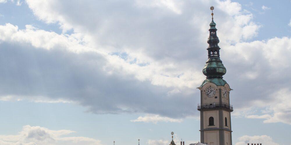 Turmwandern und Altstadtwandern mit Dr. Jandl