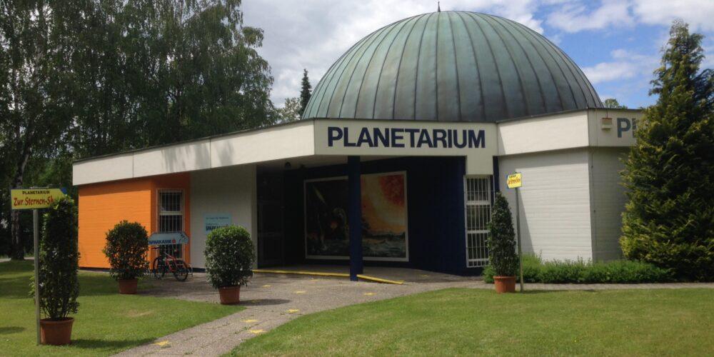 Planetarium startet neu durch