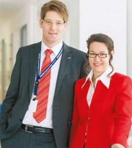 Peter Paul und Gabriele Payr gründeten 1998 ein Technisches Büro. Foto: Peter Just