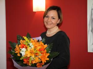 Unternehmerin des Monats Februar: Waltraud Rieser-Herrnhofer. Foto: FiW