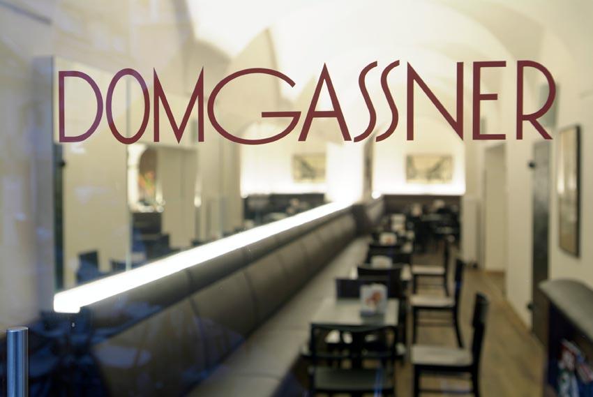 Cafe Domgassner in Klagenfurt am Wörthersee.