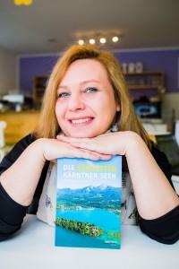 Die Kärntner Autorin Claudia Lux. Foto: Weichselbraun