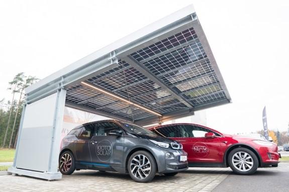 E-Carports der Sonnenkraft GmbH (Quelle: sonnenkraft.com)