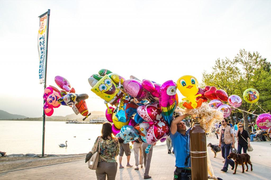 Auf die Gäste wartet beim Hafenfest ein buntes Programm. Foto: pixel.at
