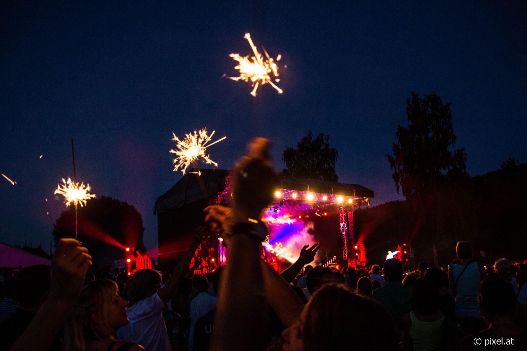 Das Konzert in Reifnitz am schönen Wörthersee wird sicher wieder ein unvergessliches Erlebnis
