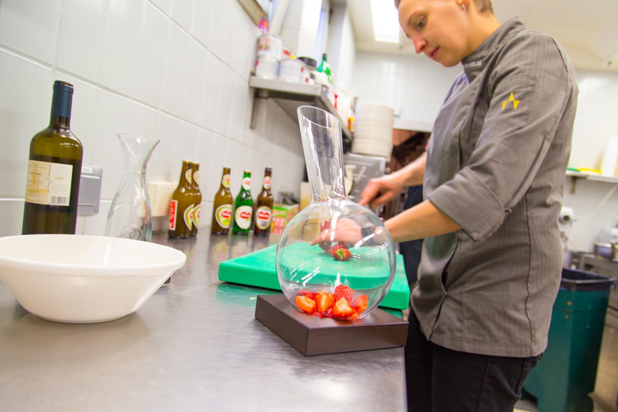Kochen mit Steffi: Villacher Radler Bowle im Lido