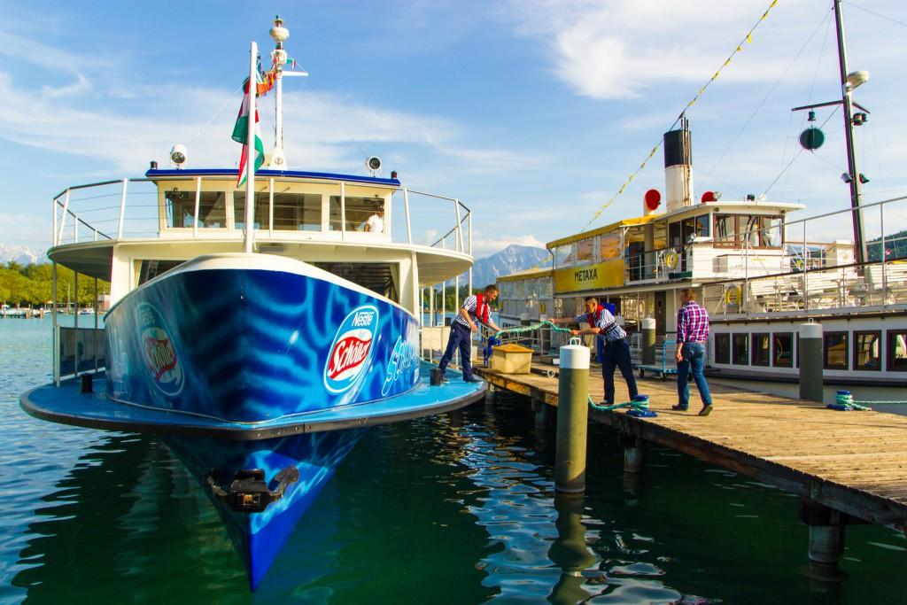Die Werft der Wörthersee Schifffahrt. Foto: pixelpoint multimedia