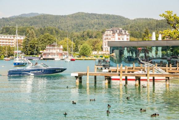 Jilly Beach. Auch mit dem Motorboot erreichbar. Foto: pixelpoint