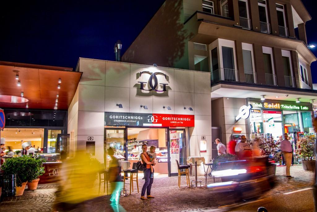 Goritschniggs Lunch Buffet und Steakhaus in Velden. Foto: pixelpoint / W. Handler
