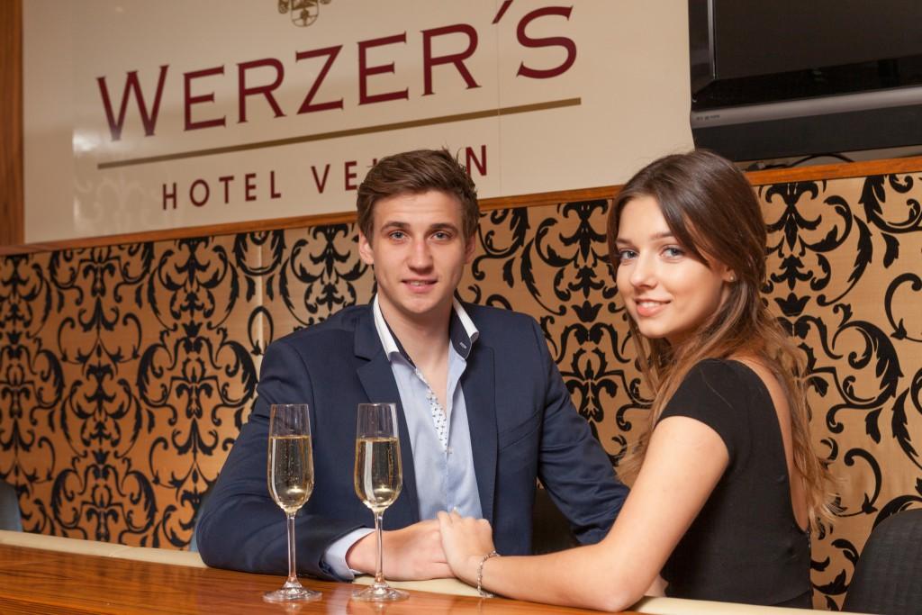 Tanja und Thomas im Werzer's Hotel Velden, Foto: Nicolas Zangerle