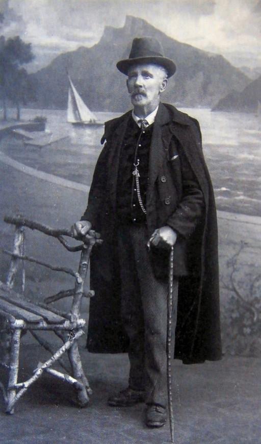 Robert Wilhelm Freiherr von Walterskirchen