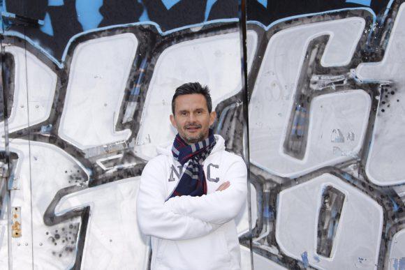Mit dabei: Dirk Schuster (Trainer des Bundesligisten Darmstadt 98)