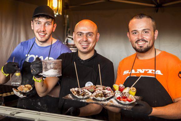 Wo könnte man die Street Food Lake Tour 2016 besser starten als in Kärntnen? Die erste Station ist in Velden. Foto: WE SHOOT IT