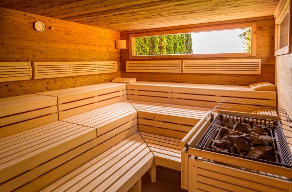 Hotel Balance Sauna in Pörtschach am Wörthersee
