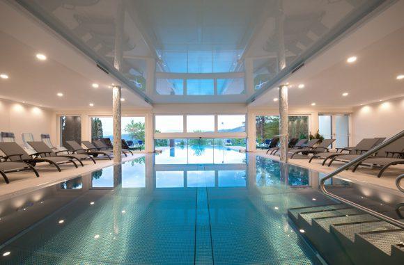Infinity Pool, Hotel Balance Pörtschach am Wörthersee