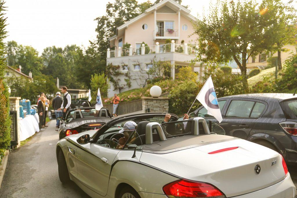 BMW Z3 & Z4 Treffen am Wörthersee. Foto: pixelpoint/Zangerle