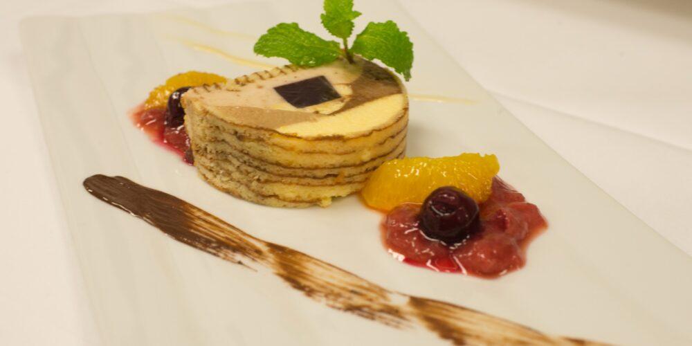 Rezept vom Wörthersee: Geschichtetes von Maroni und Schokolade