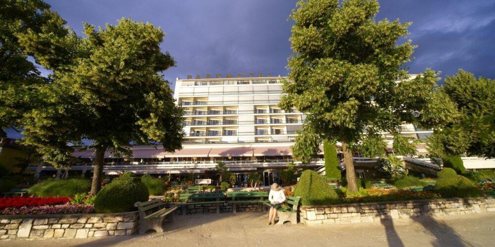 Jubiläum am Wörthersee: Fünfzig Jahre Parkhotel Pörtschach