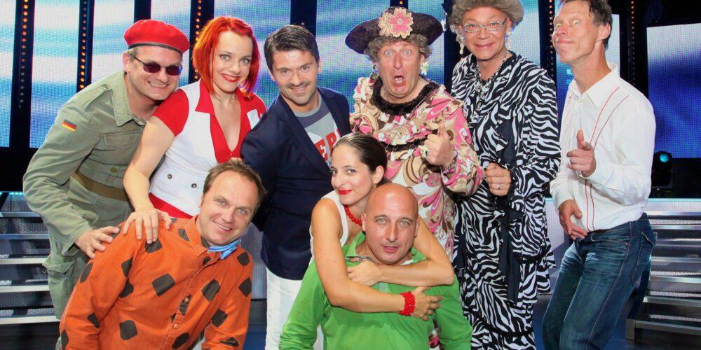 Gelächter auf der Seebühne: Starnacht der Comedy 2013