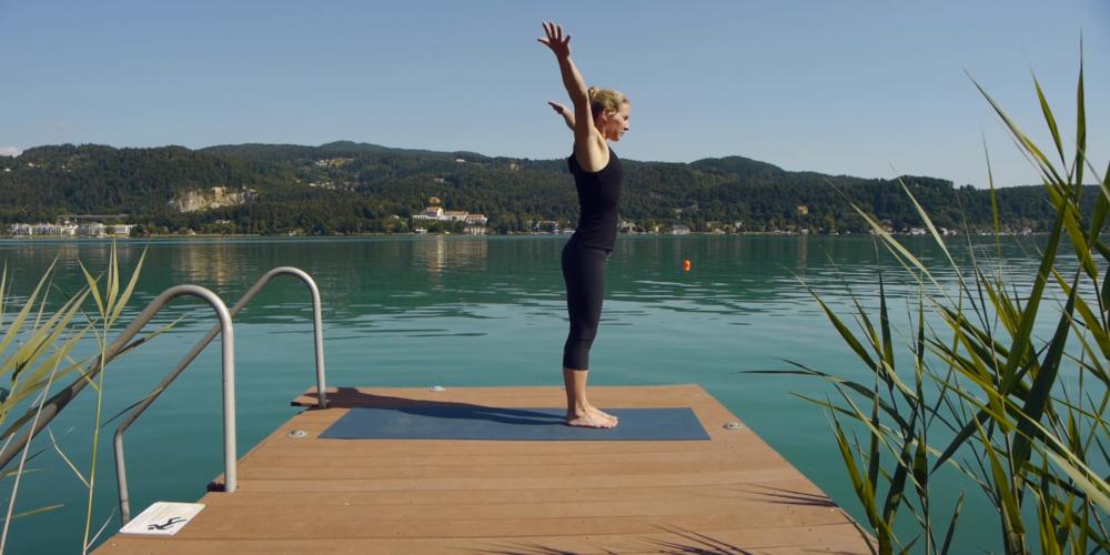 Yoga-Tipps vom Wörthersee