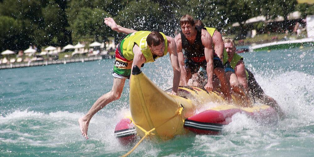 "Banana Rodeo World Championship geht an Team ""Happy Sun"""