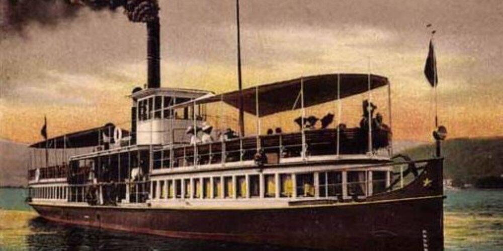 History-Serie: Schifffahrt am Wörthersee (Teil 1)