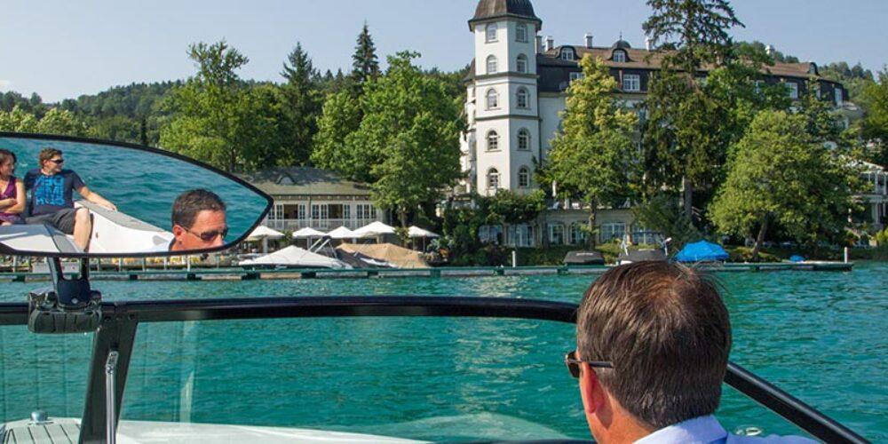Unser Partner: Wasserschischule Harald Kollmann