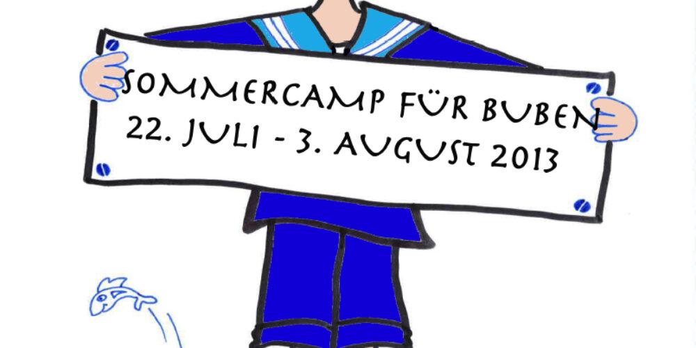 Sommercamp der Wiener Sängerknaben in Sekirn