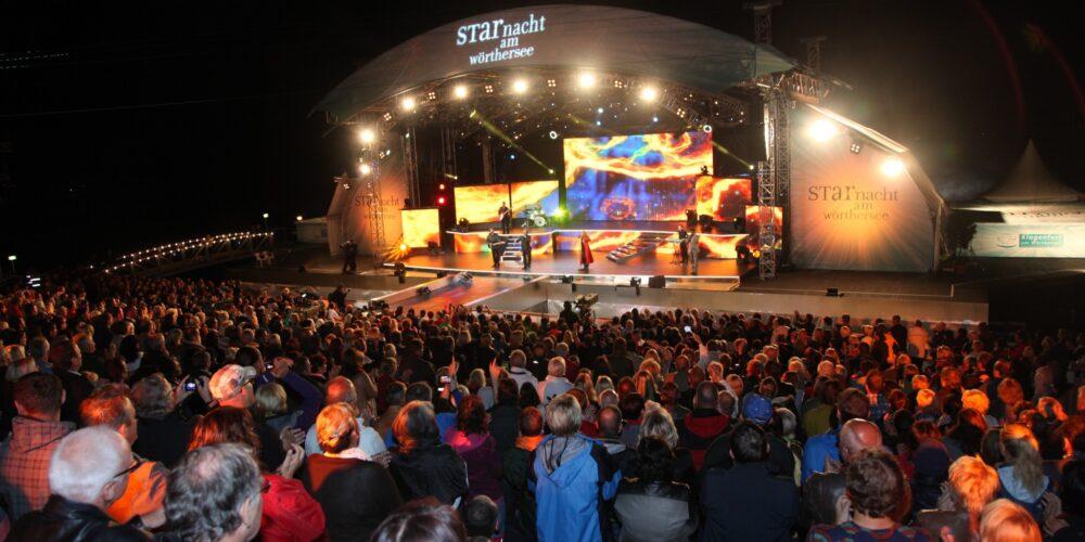 Starnacht 2013 am Wörthersee