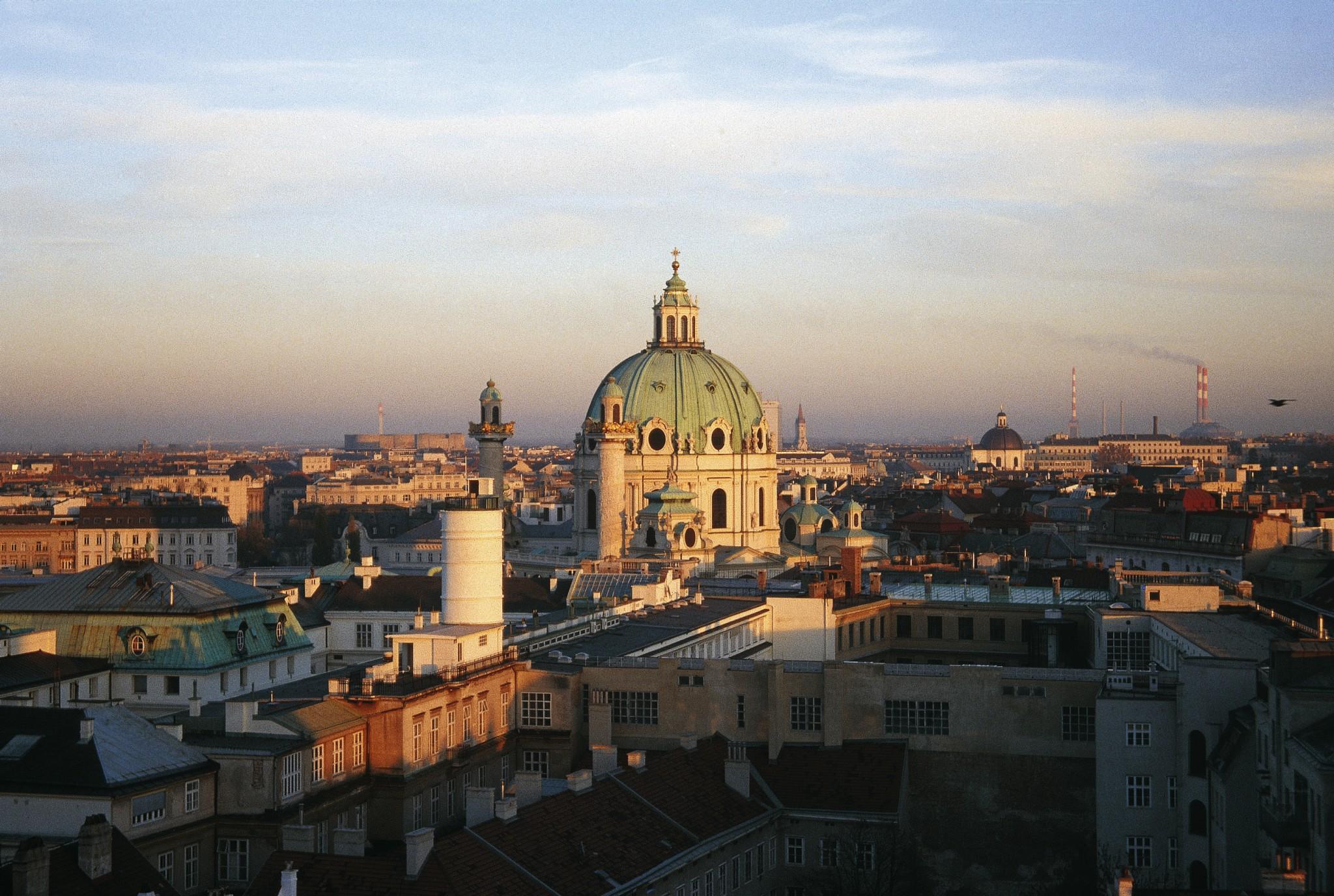 Hotels Im  Bezirk Wien