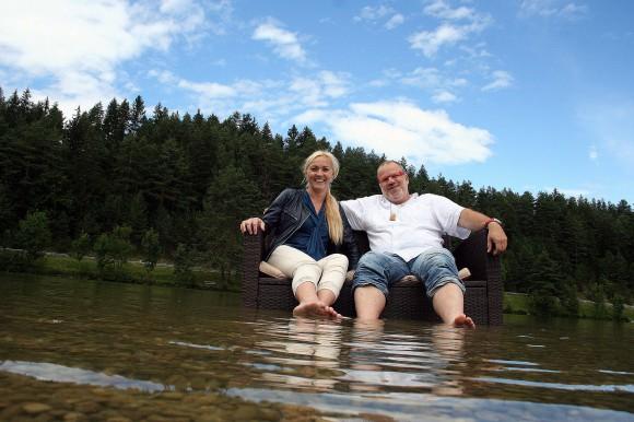 Verein Freunde des Sonneggersees (i.Gr.) Vorstand: Melita Apovnik und Rolf Bickelhaupt  Internet: www.sonneggersee.at