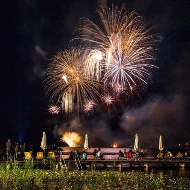 Vorfreude!  This summer Lake in Flammes will take placehellip